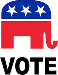 VOTE ELEPHANT WORD